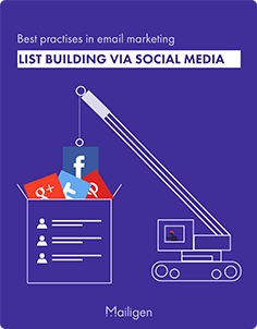 List Building via Social Media